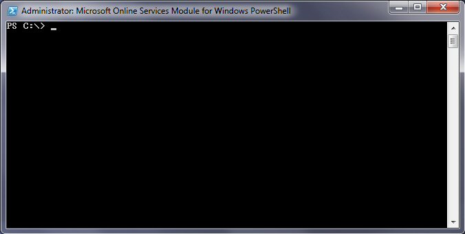 Office 365 Passwort Ablauf verhindern mit der Microsoft Online Services-Modul für Windows PowerShell