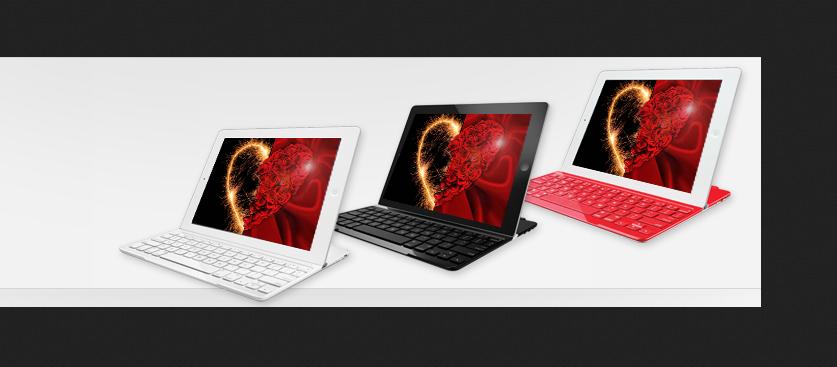 iPad Keyboard Vorstellung