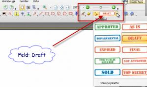PDF-XChange Viewer Stempel selber bauen