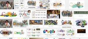 Google Doodle bei blogperle.de immer einen halben Tag früher