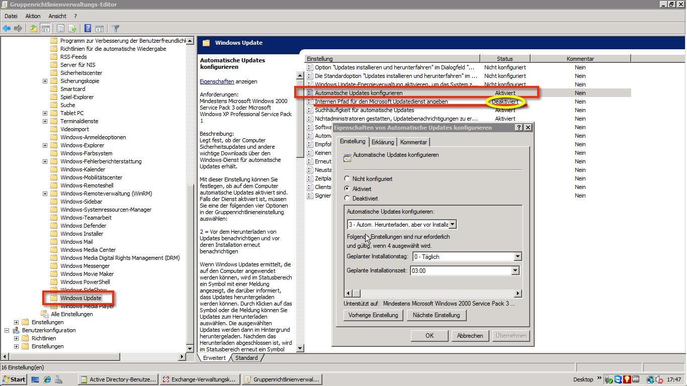 windowsupdate_800b0001 windowsupdate_dt000 windows 7