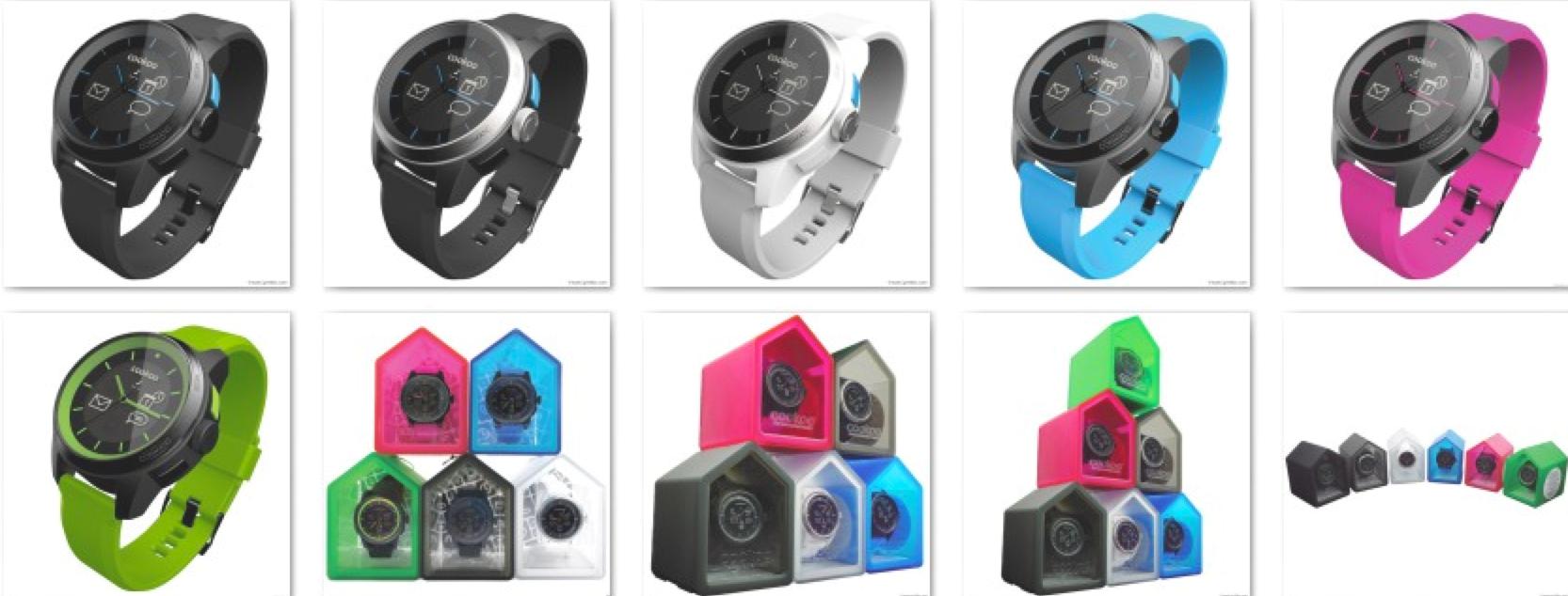 COOKOO-Watch, die Uhr die dein Smartphone vollständig macht – Testbericht COOKOO-Watch