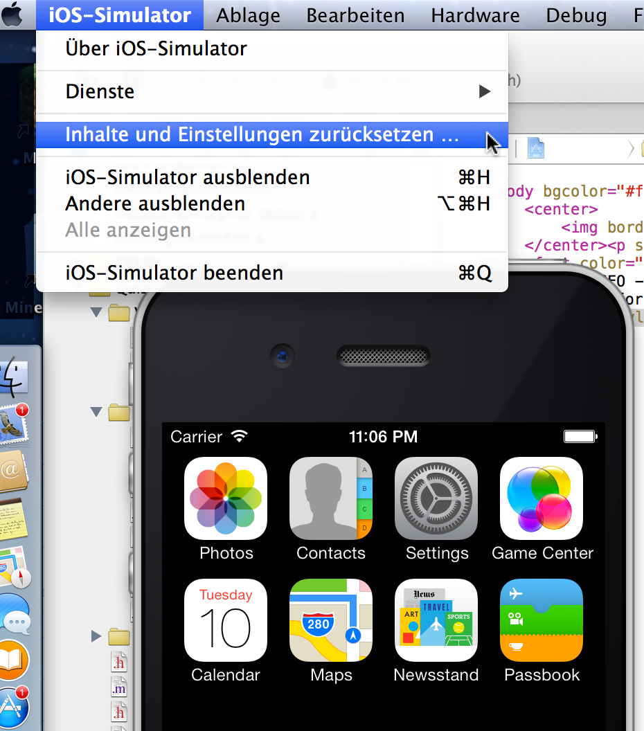 iOS mit vielen Artikeln und Hilfe