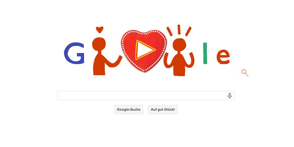 Der Valentinstag am 14.02.2014 ist wieder einmal einzigartig konzipiert worden. Google lässt einen die Pralinen dieses Mal selbst zusammensetzen und verschicken.