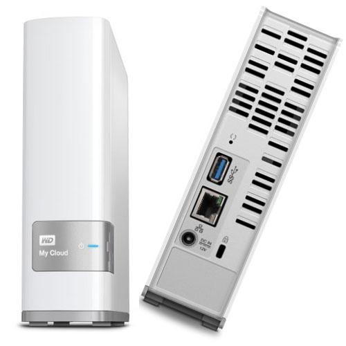 Testbericht WD My Cloud - Netzwerkspeicher günstig und effizient nutzen