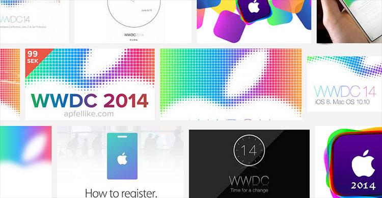 Apple WWDC 2014 Livestream online ansehen - Alle Infos wie man sich den Livestream aneignet