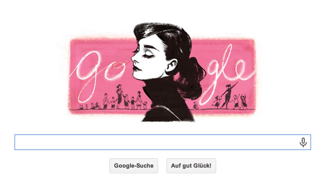 Audrey Hepburn Geburtstag. Am 04. Mai 1929 kam die Schauspielerin in Belgien zur Welt