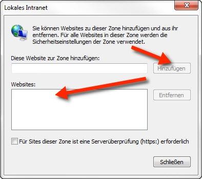 Sicherheitswarnung beim Öffnen von Dateien auf einem Netzlaufwerk - Hier seht Ihr wie man sich die lokale Intranetzone korrekt einstellt um diese Meldung zu deaktivieren!