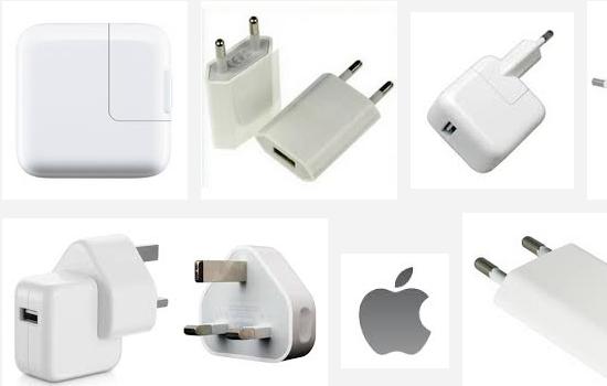 Austausch Apple USB-Ladegerät. Es gibt ein bestimmtes Merkmal am Ladegerät, das Euch verrät ob es sich um einen kostenlosen Tausch handelt oder nicht!
