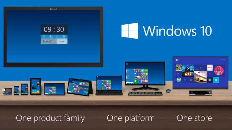 Windows 10 Infos. Windows 10 wird wieder über die ganze Produktpalette gefertigt sein