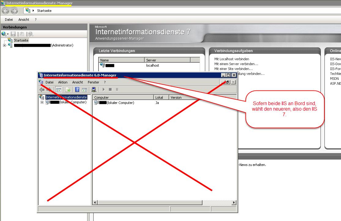 Exchange Server Zertifikat abgelaufen mit der Fehlermeldung in Outlook - Das Sicherheitszertifikat ist abgelaufen oder noch nicht gültig