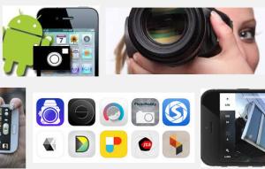 Profi Foto Apps - Mit Hilfe von tollen Android-Apps kann die Smartphone-Kamera professionell eingesetzt werden