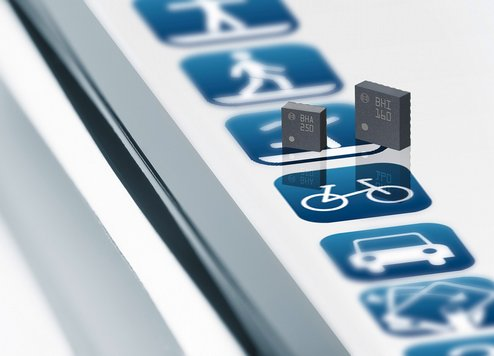 Die neuen Bosch Sensortec MEMS-Sensoren (BHI160 und BHA250) erreichen in Android-Phones grandiose Stromsparergebnisse in Always-On Apps! Bildrechte: bosch.com
