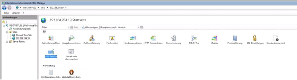 Dropbox Alternative Seafile Server einrichten - Noch Umleitungsregeln anlegen