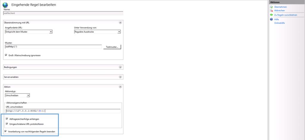 Dropbox Alternative Seafile Server einrichten - Gehe hier genau wie im Screenshot zu sehen vor