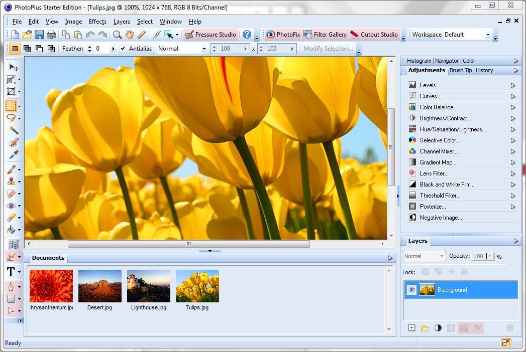 PhotoPlus Photoshop Alternative