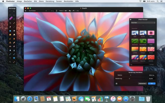 Pixelmator Photoshop Alternative Mac