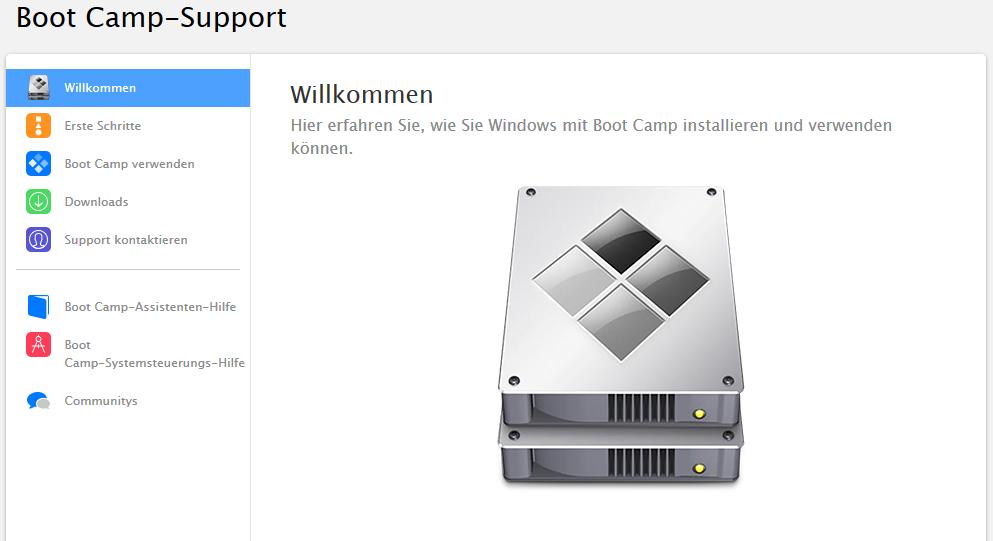 Windows 7 Boot Camp Tastaturlayout-Probleme bei RDP-Verbindungen