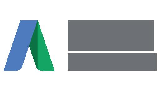 Das Google AdWords-Logo. Geht es mit AdWords den Bach runter?