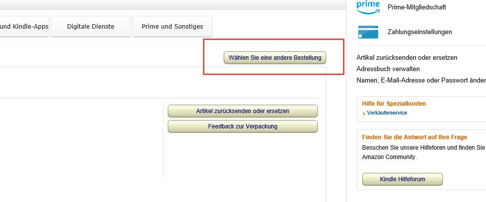 Amazon Reklamation nach mehr als 30 Tagen einfach gemacht!