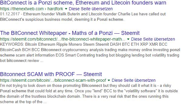 Ist BitConnectX ein Betrug?