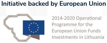 Carvertical wird von der Europäischen Union supportet
