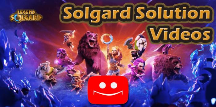 Solgard Solution Videos