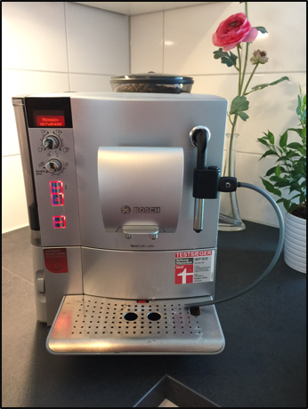 Bosch Kaffeevollautomat TES 50351DE/15 reinigen Anleitung