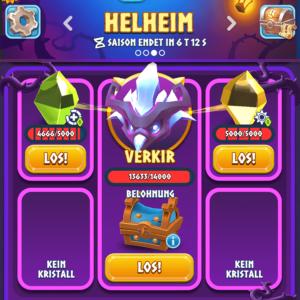 Legend of Solgard - Verkir
