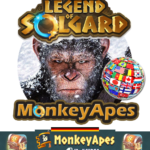 MonkeyApes TOP 100 Legend of Solgard international guild - Founded in August 17th, 2018!